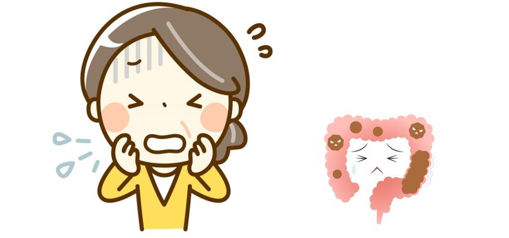 体調不良は腸が原因?